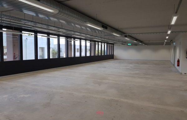 Melbourne Office Stripouts
