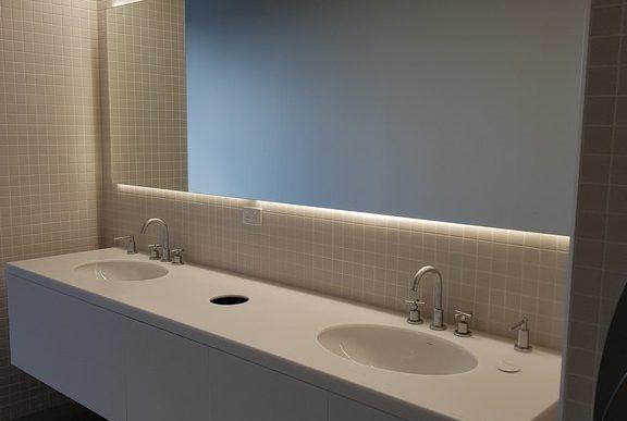 Melbourne office renovations